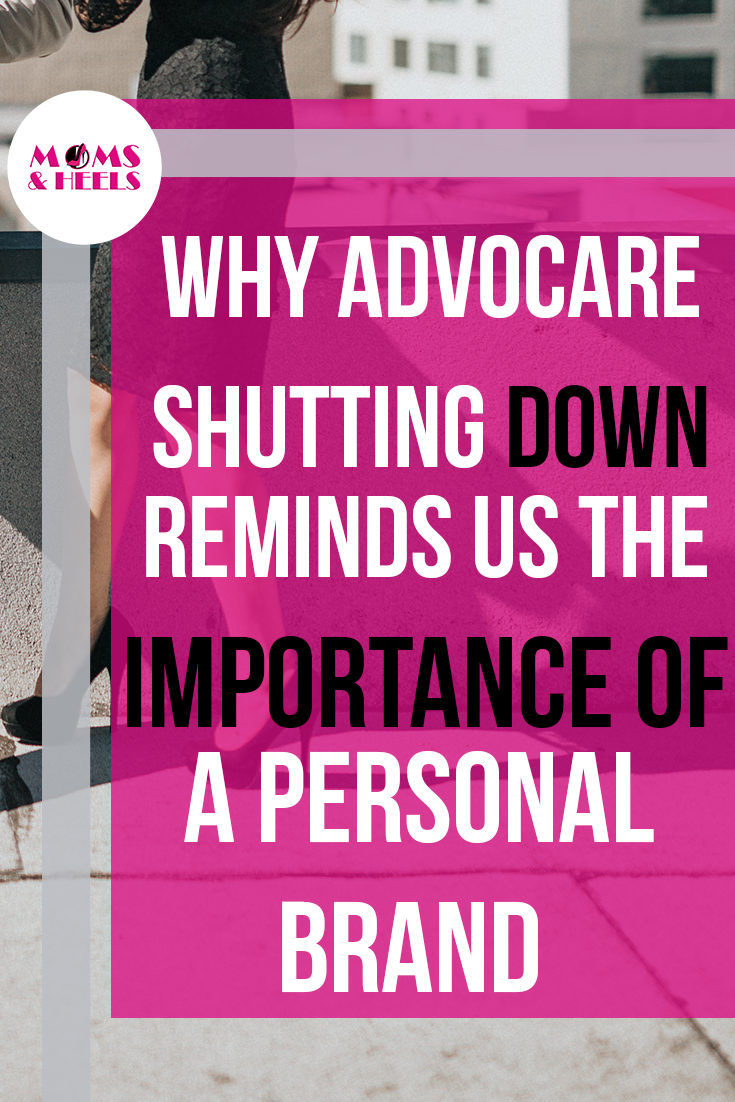 Why Advocare Shutting Down Reminds Us How Important Personal